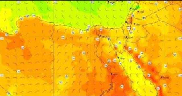 الأرصاد: درجات الحرارة تواصل ارتفاعها خلال الـ 48 ساعة المقبلة