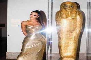 بفضل كيم كارداشيان مصر تستعيد مومياء مصرية مسروقة